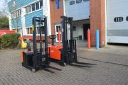 Hot Right Now - Pedestrian Counterbalance Stacker