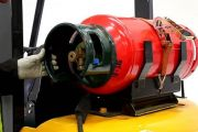 Forklift Gas Supply